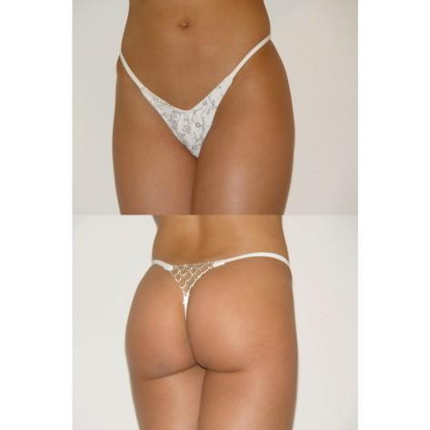 Custom Bikini Bottoms - Thong
