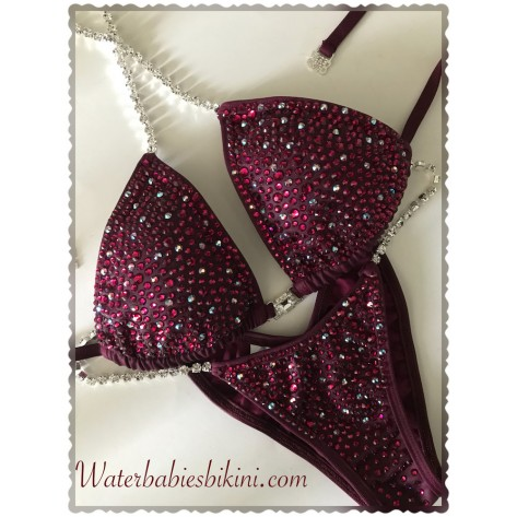 Crowned Winner- Competition Bikini