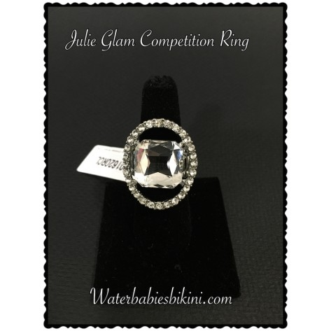 Julie Glam- Stretch Ring