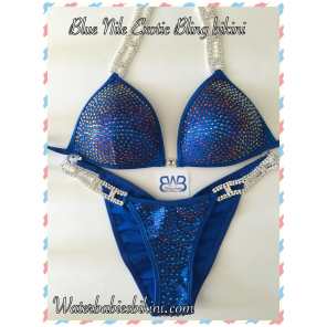 Blue Nile- Compeition Bikini