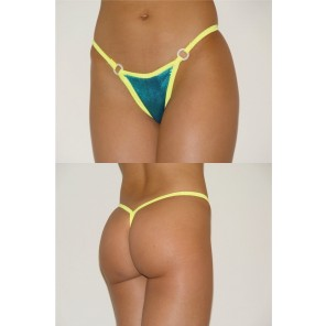 Custom Bikini Bottoms - String