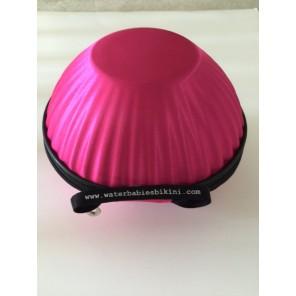 Bikini Case- Fuchsia