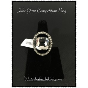 Julie Glam- Stretch Ring