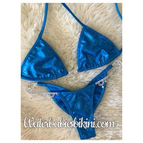 Ocean Breeze- Comeptition Bikini